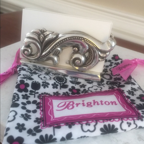 Brighton accessories business card holder and bag poshmark brighton business card holder and bag colourmoves
